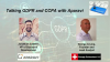 15 Minute Webinar: Talking GDPR and CCPA with Aparavi