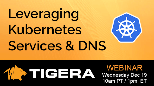 Leveraging Kubernetes Services & DNS