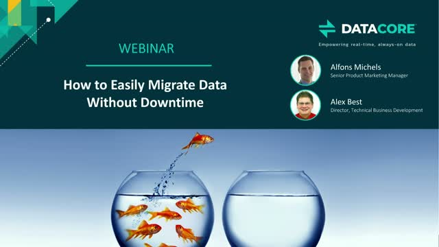 How to Easily Migrate Data Without Downtime