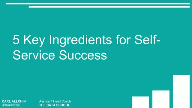 5 Key Ingredients for Self-Service Success