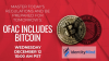 Master today's regulations and be prepared for tomorrow's: OFAC includes bitcoin