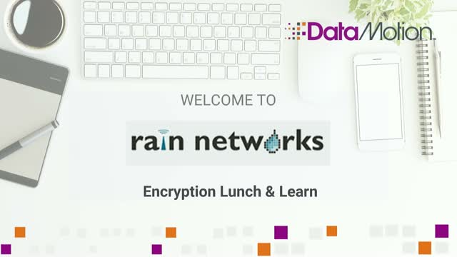 Encryption Lunch and Learn