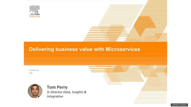 Delivering Business Value with Microservices