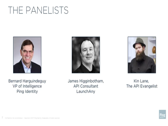 Securing Your APIs like the Pros: A Panel Discussion