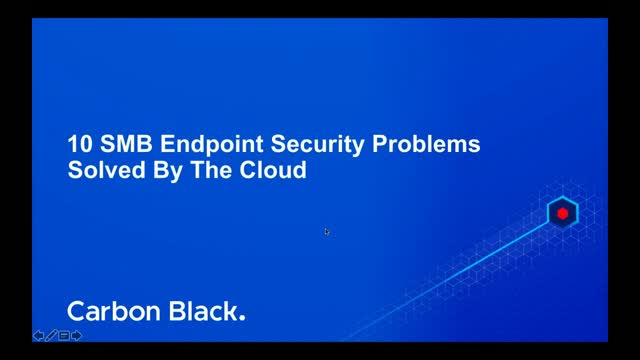 10 SMB Endpoint Problems Solved By the Cloud