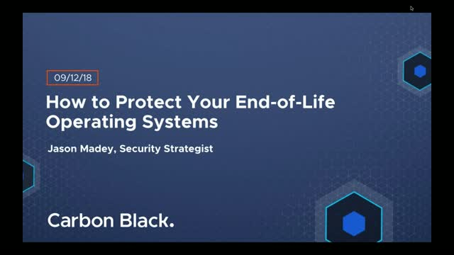 How to Protect Your End-of-Life Operating Systems