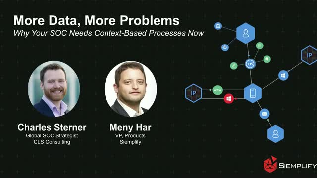 More Data, More Problems: Why Your SOC Needs Context-Based Processes Now