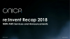 A Recap of re:Invent 2018: NEW AWS Services and Announcements