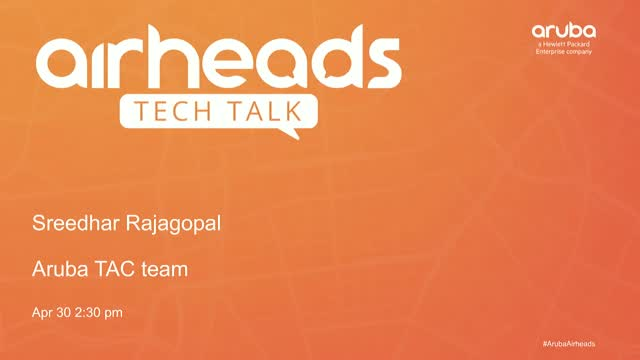 Airheads Tech Talks:  Clarity and AirWave Glass