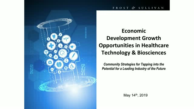 Growth Opportunities in the Healthcare Technology and Biosciences Sector