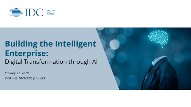 Building the Intelligent Enterprise: Digital Transformation through AI