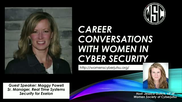 Career Conversations w/ Maggie Powell, Exelon