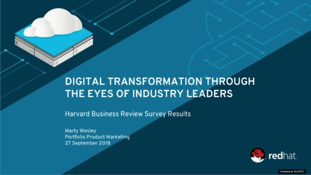 Harvard Business Review Weighs In: The Future of Digital Transformation