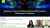 Building a Case for Software-Defined Data Centers: Challenges and Solutions