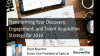 Transforming Your Discovery, Engagement and Talent Acquisition Strategies