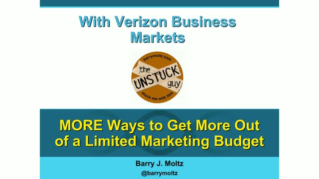 More Ways to Market Your Small Business on a Shoestring Budget