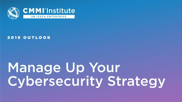 Manage Up Your Cybersecurity Strategy
