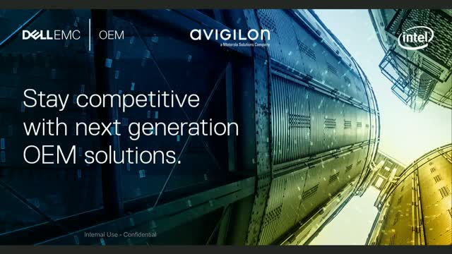 Stay competitive with next generation OEM solutions
