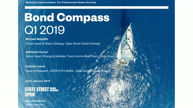 Analysing $10 trillion of fixed income flows: Bond Compass Q1 2019