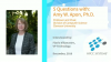 HPCC Systems Community Focus: 5 Questions with Amy Apon