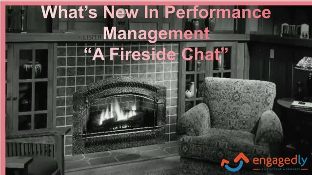 Whats New in Performance Management- A fireside chat