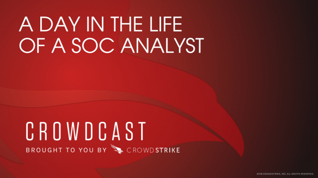 A Day in the Life of a SOC Analyst