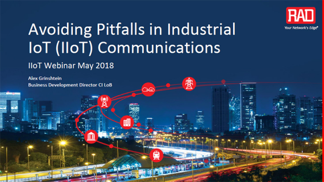 Avoiding Pitfalls in Industrial IoT (IIoT) Communications