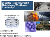 Disaster Recovery Classroom Session: Part 2- Maintaining Workforce Continuity