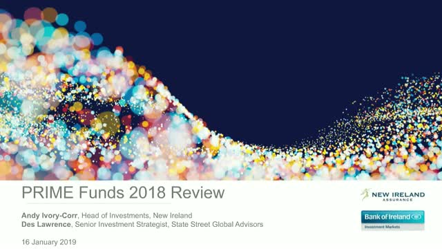 PRIME Funds 2018 Review