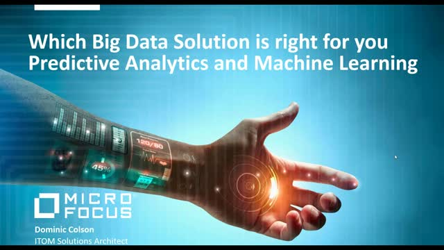 How to Choose Your Big Data Analytics Solution