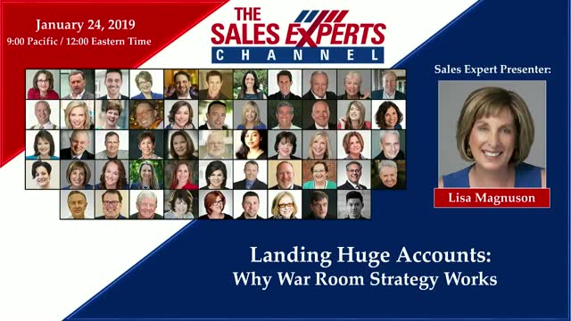 Landing Huge Accounts: Why War Room Strategy Works