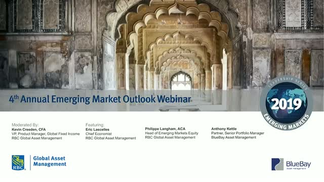 Navigating Headwinds. 4th Annual Emerging Market Outlook Webinar.