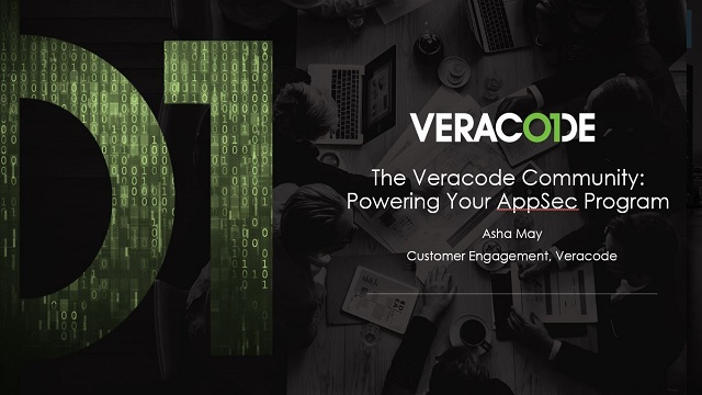 The Veracode Community: Powering Your AppSec Program