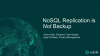 NoSQL Replication is Not Backup