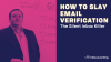 How To Slay Email Verification: The Silent Inbox Killer