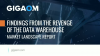 Findings from The Revenge of the Data Warehouse: Market Landscape Report