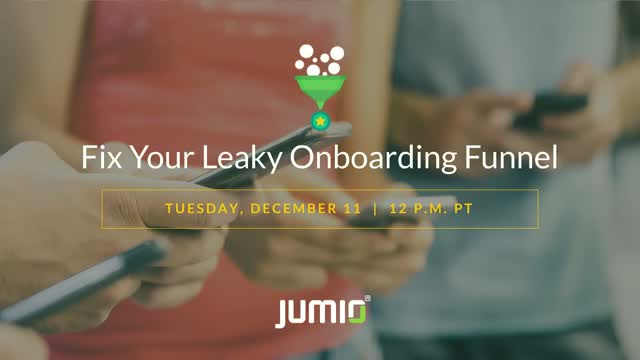 Fix your Leaky Onboarding Funnel with Online Identity Verification