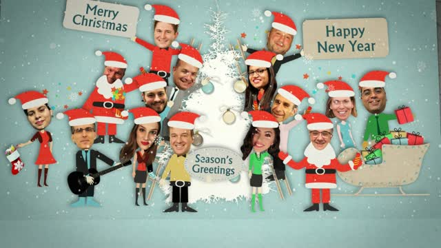 Happy Holidays from DataMotion