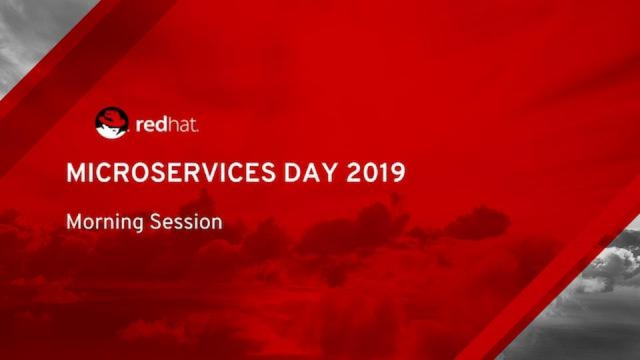 Microservices Day Atlanta 2019: Morning Session