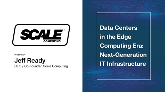 Data Centers in the Edge Computing Era: Next-Generation IT Infrastructure