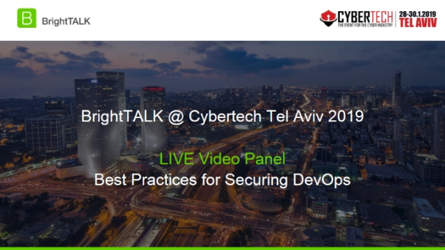 Live Interview Panel: Best Practices for Securing DevOps