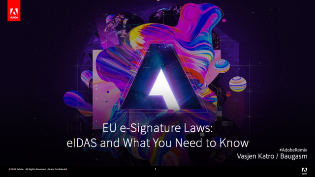 EU e-Signature Laws – eIDAS and What You Need to Know