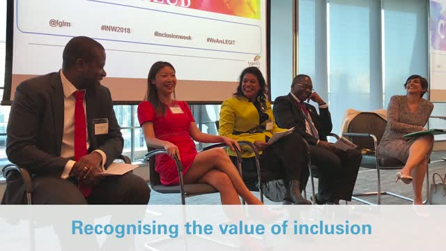 Inclusion week highlights video