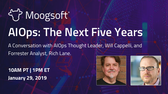 AIOps: The Next 5 Years