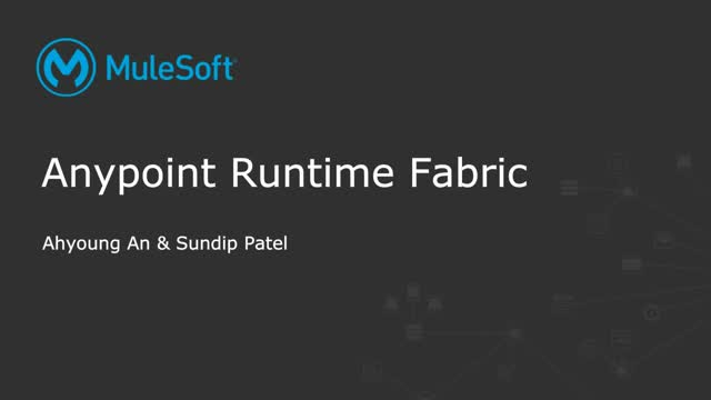 Introducing Anypoint Runtime Fabric: Deploy apps to the cloud easily