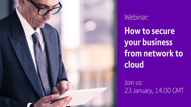 Live panel: How to Secure your Business from Network to Cloud