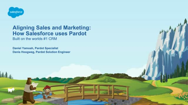 Aligning Sales & Marketing: How Salesforce Uses Pardot