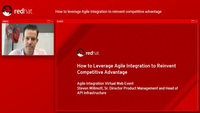 How to Leverage Agile Integration to Reinvent Competitive Advantage