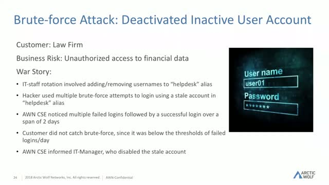 Brute-force Attack: Top Security Expert Breaks Down Law Firm War Story