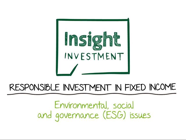 Responsible investment in Fixed Income